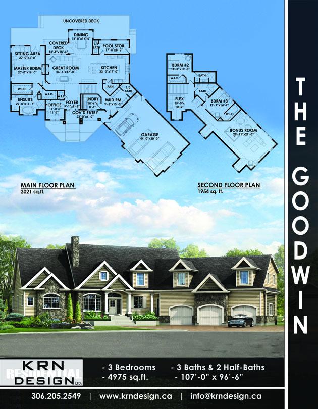 The Goodwin – 4975 SqFt