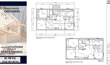 SECONDARY SUITES & INTERIOR PLANNING